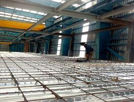 پروژه صنعتی لوله شهر صنعتی کاوه عرشه کاران
