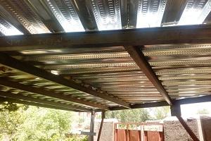 استانداردهای فنی در خصوص تهیه و نصب ورق عرشه فولادی