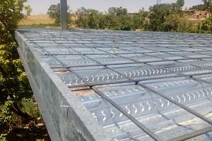 الزامات فنی سیستم سقف مرکب عرشه فولادی
