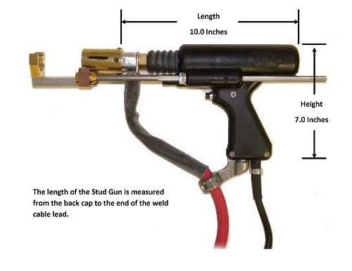 تفنگ میخکوب